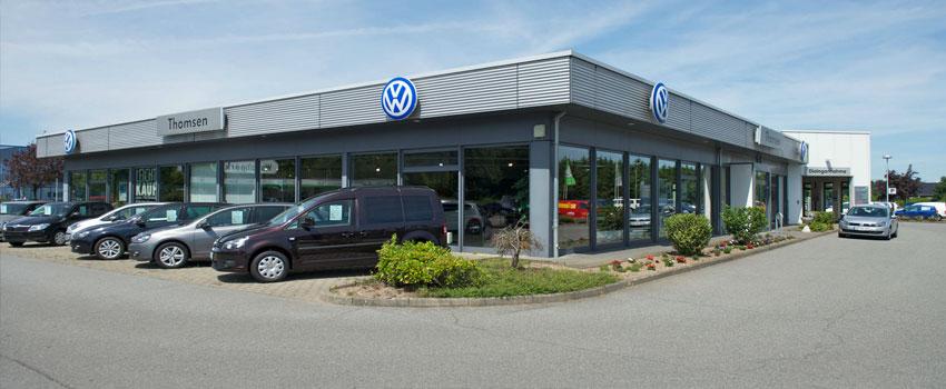 Autohaus Thomsen Kropp