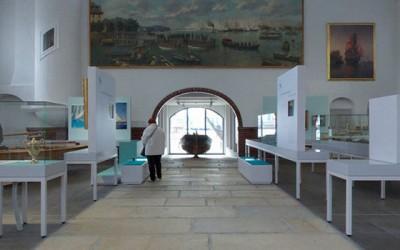 Schifffahrtsmuseum Kiel