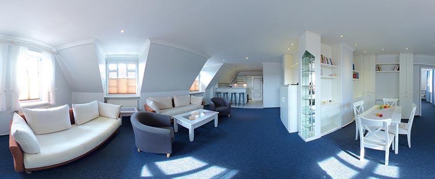 Ferienwohnung Hotel Wikingerhof