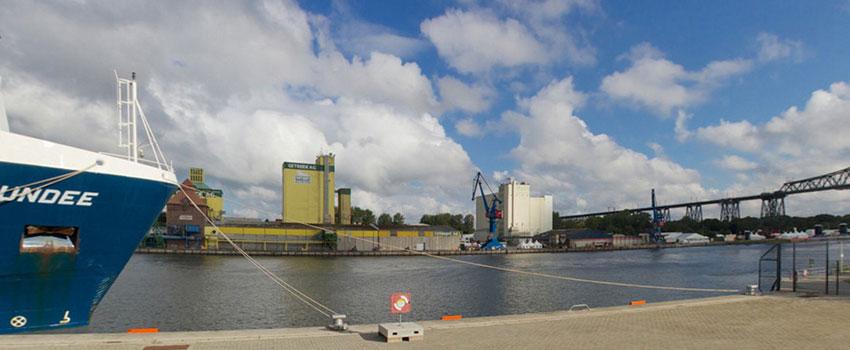 Rendsburg Port